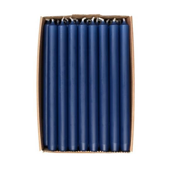 Kronelys Mørkeblå 28cm 1stk