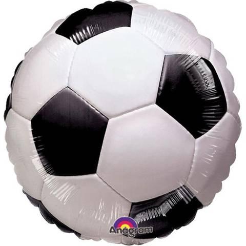 Bilde av Ballong Fotball Folie 43 cm 1stk