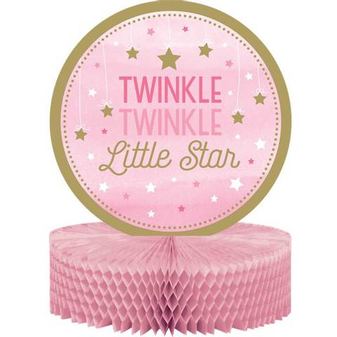 Bilde av Twinkle One Little Star Jente Bordpynt31cm