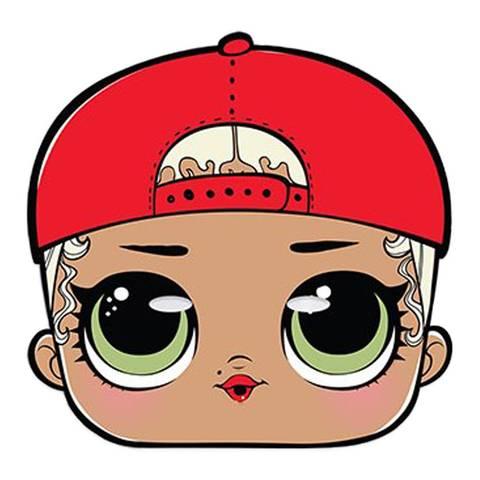 Bilde av LOL Surprise MC Swag Maske