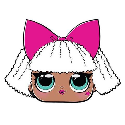 Bilde av LOL Surprise Diva Maske