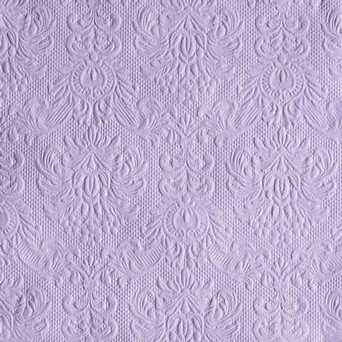 Bilde av Servietter Elegance Lunsj Lavendel 15stk