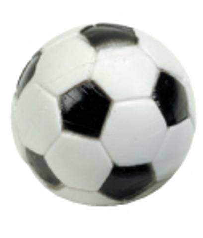 Bilde av Kaketopp Fotball 2,5cm1 stk