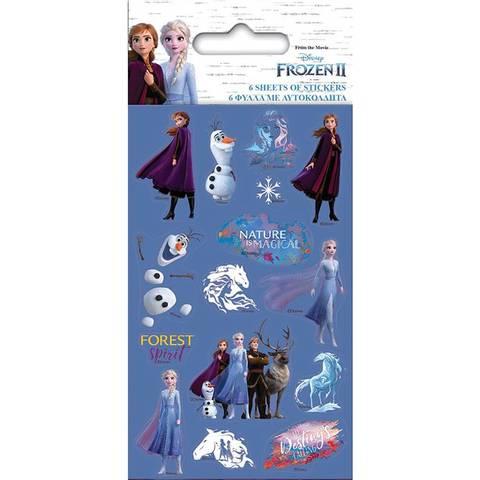 Bilde av Disney Frost II Klistremerker