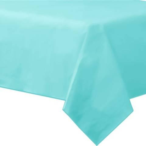Bilde av Papirduk Robin's-Egg Blå m/Plastunderlag 1.4m x 2.8m