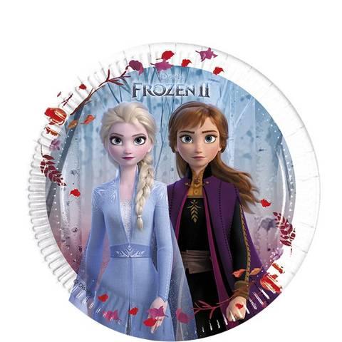 Bilde av Disney Frost II Papptallerkner 20cm 8stk